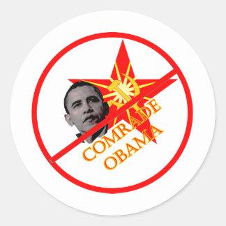 Socialismo de Anti-Obama Adesivos