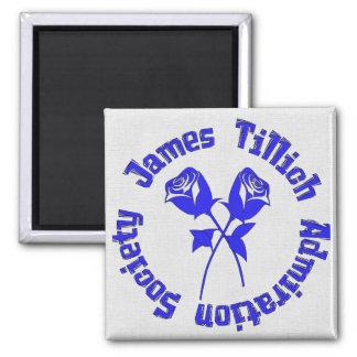 Sociedade da admiração de James Tillich Imã