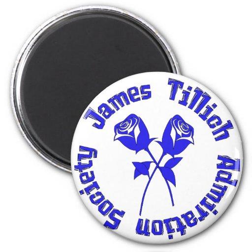 Sociedade da admiração de James Tillich Ima
