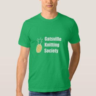 Sociedade de confecção de malhas de Gatsville - Tshirt