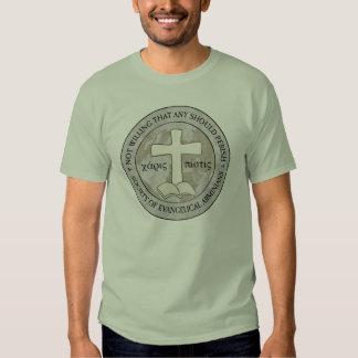 Sociedade do t-shirt evangélico de Arminians