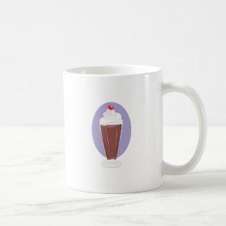 Soda do chocolate caneca de café