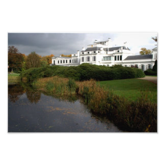 Soestdijk Royal Palace Impressão De Foto