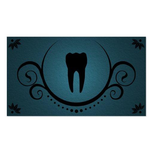 sofisticações dentais cartões de visita