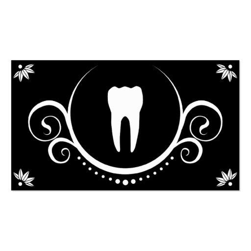 sofisticações dentais modelos cartões de visitas