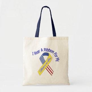 Sogra - eu visto um patriótico militar da fita bolsa para compra