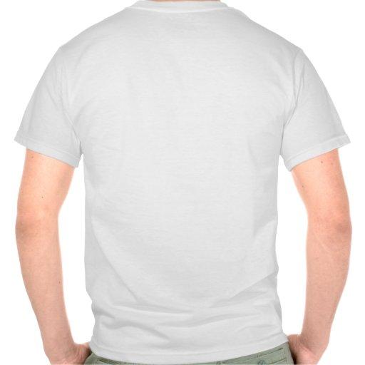 Soja ao mundo camisetas