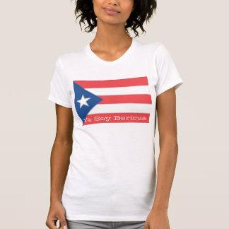 Soja Boricua de Yo Camiseta