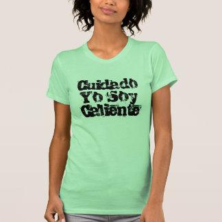 Soja Caliente de CuidadoYo Camiseta