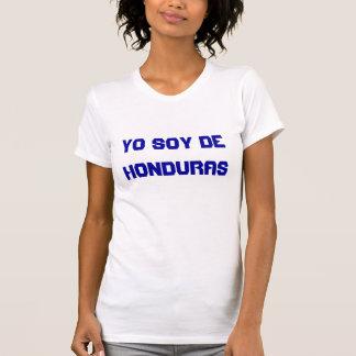 SOJA DE HONDURAS DE YO TSHIRT