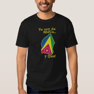 Soja de Moca, que de y! T-shirts