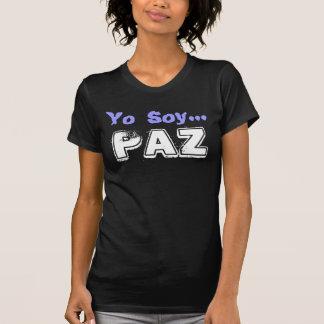SOJA… PAZ DE PLAYERA FEMENIL YO T-SHIRT