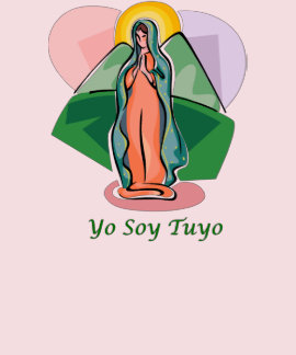 Soja Tuyo de Yo - eu sou seu Tshirt