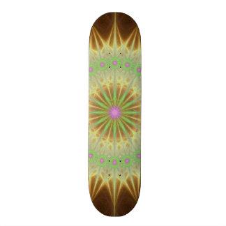 Sol da mandala do Fractal Shape De Skate 21,6cm