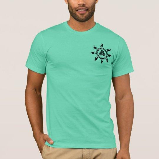 Sol Maori Camiseta