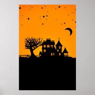 Solar da lanterna de Jack O Poster