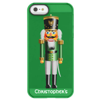 Soldado de brinquedo de noz do Nutcracker no Capa Para iPhone SE/5/5s Permafrost®