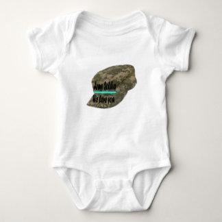Soldado do exército camisetas