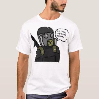 soldado do sas camiseta