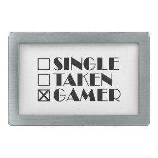 Solteiro tomado ou Gamer