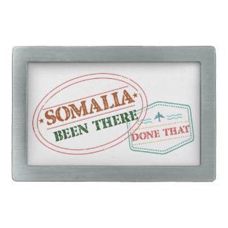 Somália feito lá isso
