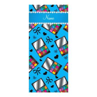 Sombra conhecida personalizada do arco-íris dos 10.16 x 22.86cm panfleto