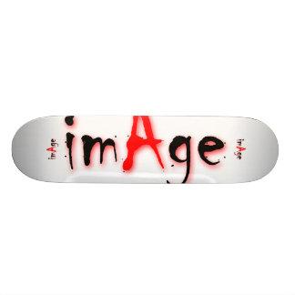 sombra da imagem skates personalizados