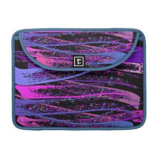 Sombra Pastel rústica dos cursos Bolsas Para MacBook Pro