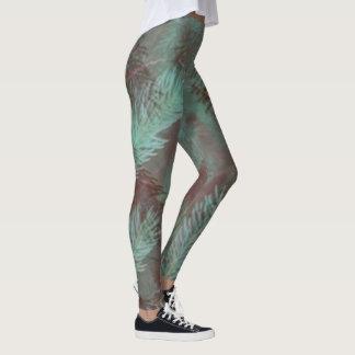 SOMBRAS da FLORESTA por Slipperywindow Legging