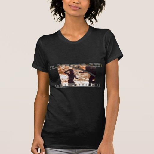 Sombras de Capoeira T-shirt