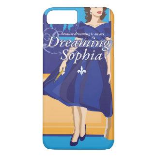 Sonhando capas de iphone de Sophia