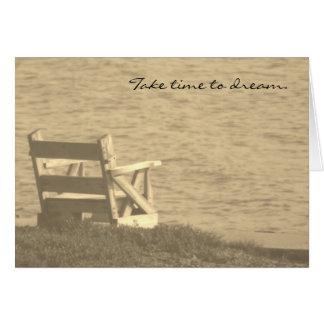 Sonho Cartão De Nota