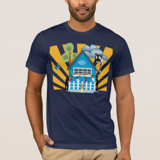Sonho do dia t-shirts