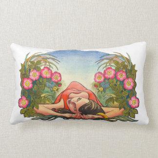 Sonho do verão travesseiro de decoração