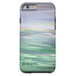 Sonho sobre águas abertas, capa de telefone dura