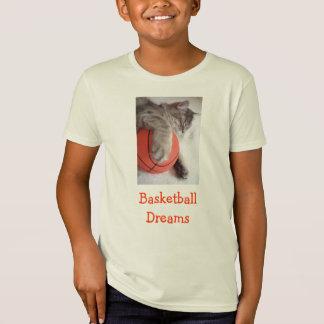Sonhos do basquetebol, camisa do menino