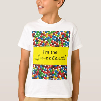 Sonhos doces - a camisa a mais doce dos miúdos