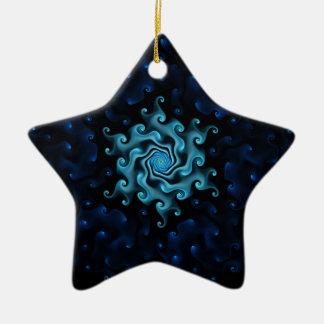Sonhos Gnarly Ornamento De Cerâmica