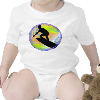 Sonhos surfando t-shirt