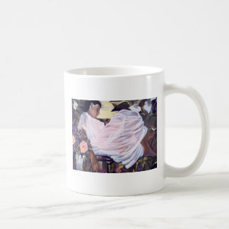 Sono com meu passarinho… caneca de café