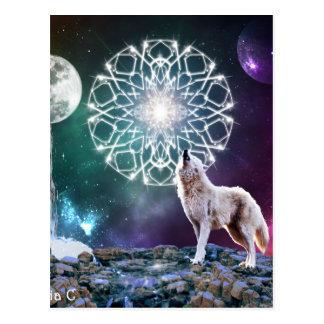Sons do universo cartão postal