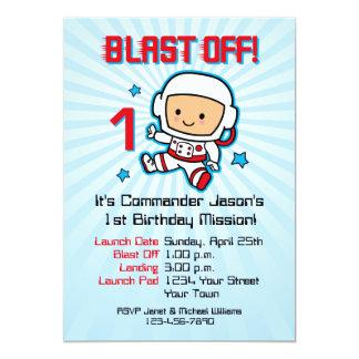 Sopre fora o convite do primeiro aniversario