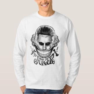 Sorriso 2 do palhaço do pelotão | do suicídio tshirt