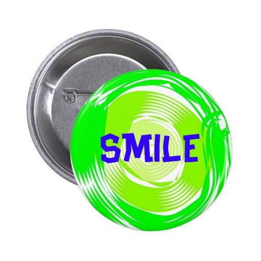 Sorriso Pins