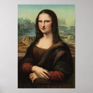 Sorriso de Mona Lisa Poster