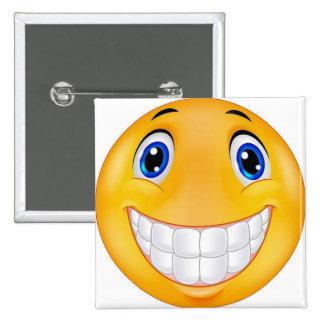 sorriso do dente bóton quadrado 5.08cm