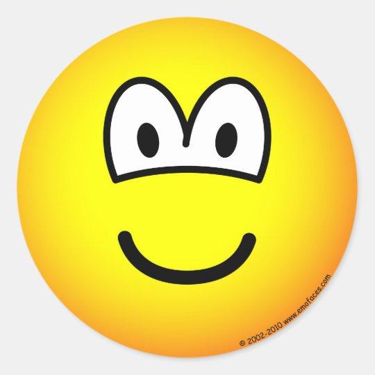 Armario Garaje Plastico ~ Sorriso! emoticon grande do tellow adesivo Zazzle
