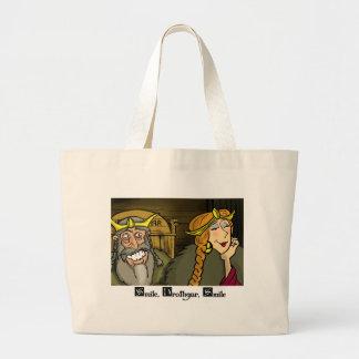 Sorriso, Hrothgar, sorriso Bolsas Para Compras
