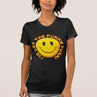 Sorriso obtido do funk camisetas