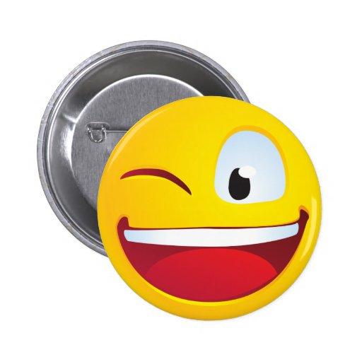 Sorriso piscar boton